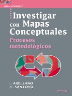 Investigar con Mapas Conceptuales: Procesos metodológicos