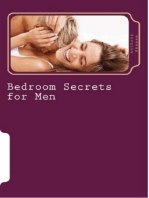 Bedroom Secrets for Men