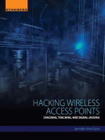 Hacking Wireless Access Points: Cracking, Tracking, and Signal Jacking