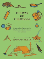 The Way Of The Woods - A Manual For Sportsmen In Northeastern United States And Canada