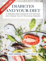 Diabetes and Your Diet