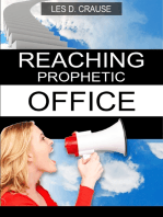 Reaching Prophetic Office