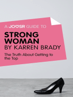 A Joosr Guide to... Strong Woman by Karren Brady