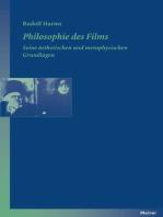 Philosophie des Films
