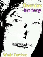 OBSERVATIONS FROM THE EDGE