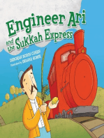 Engineer Ari and the Sukkah Express