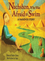 Nachshon, Who Was Afraid to Swim