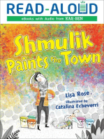 Shmulik Paints the Town