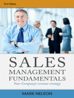 Sales Management Fundamentals: Your Company's Revenue Strategy