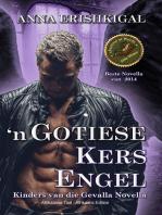 'n Gotiese Kers Engel (Afrikaanse Taal - Afrikaans Language Edition)