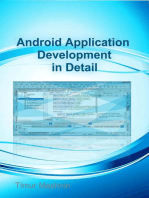 Android Application Development in Detail