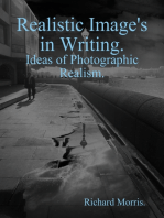 Realistic Image's In Writing