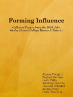 Forming Influence