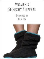 Women's Slouchy Slippers