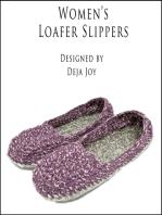 Women's Loafer Slippers
