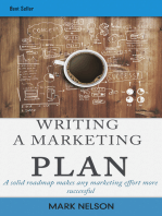 Writing A Marketing Plan