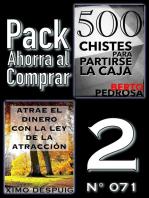 Pack Ahorra al Comprar 2 (No 071)