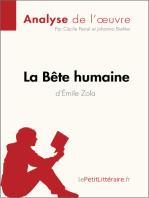 La Bête humaine d'Émile Zola (Analyse de l'oeuvre)