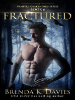 Fractured (Vampire Awakenings, Book 6)
