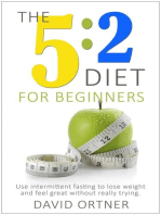The 5:2 Diet For Beginners