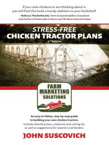 Stress-free Chicken Tractor Plans