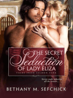 The Secret Seduction Of Lady Eliza