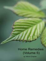 Home Remedies (Volume 5)