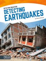 Detecting Earthquakes