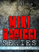 Miki Radicci Series (Books 5, 6, & 7)