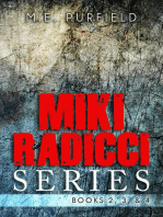 Miki Radicci Series (Books 2,3, & 4)