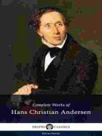 Delphi Complete Works of Hans Christian Andersen (Illustrated)