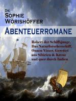 Die Sophie Wörishöffer-Abenteuerromane