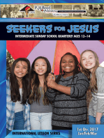 Seekers for Jesus