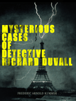 Mysterious Cases of Detective Richard Duvall
