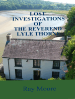 Lost Investigations of The Reverend Lyle Thorne