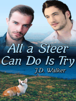 All a Steer Can Do Is Try
