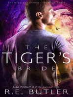 The Tiger's Bride (The Necklace Chronicles)