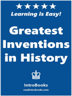 Greatest Inventions in History