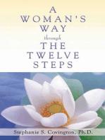 A Woman's Way through the Twelve Steps