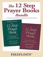 The 12 Step Prayer Book Volume 1 & The 12 Step Prayer Book Volume 2