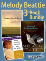 Melody Beattie 3 Title Bundle