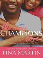The Way Champions Love