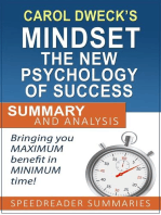 Carol Dweck's Mindset The New Psychology of Success