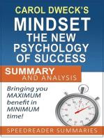 Carol Dweck's Mindset The New Psychology of Success