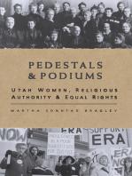 Pedestals and Podiums