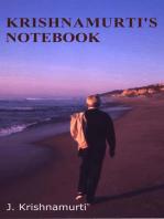 Krishnamurtis Notebook