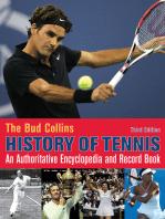 Bud Collins History of Tennis
