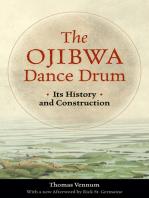 The Ojibwa Dance Drum