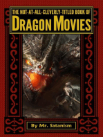 The Not-At-All-Cleverly-Titled Book of Dragon Movies
