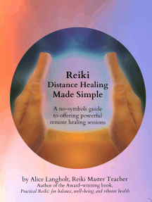 Reiki Distance Healing Made Simple: A No-Symbols Guide to Offering Powerful Remote Healing Sessions